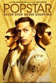 Popstar: Never Stop Never Stopping (2016), elokuva