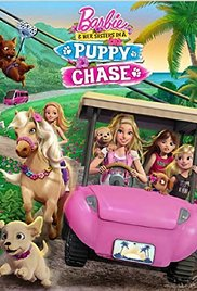 Barbie & Her Sisters in a Puppy Chase (2016), elokuva