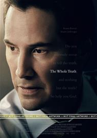 The Whole Truth (2016, Blu-Ray), elokuva