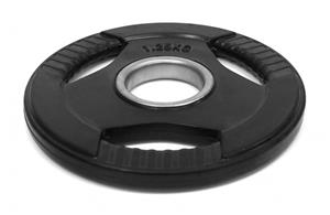 Levypaino 1,25 kg, FitNord Tri Grip Olympic