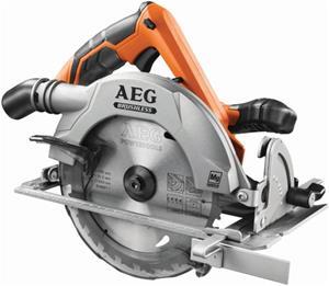 AEG Powertools BKS 18BL-0 (4935451537) 18V, käsipyörösaha (ilman akkua ja laturia)