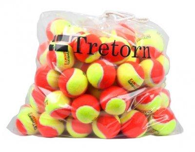 Tretorn Big pack Academy2 72 balls (orange)