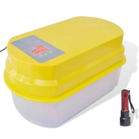 vidaXL, 15 kananmunan automaattinen hautomakone