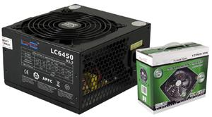 LC-Power LC6450 V2.2 450W, virtalähde