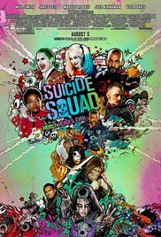 Suicide Squad (2016, 3D Blu-Ray), elokuva