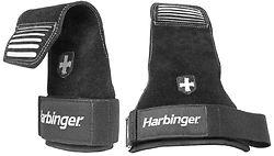 Harbinger Lifting Grips nostotuet - Musta