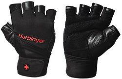 Harbinger Pro Wristwrap Miesten harjoittelukäsineet