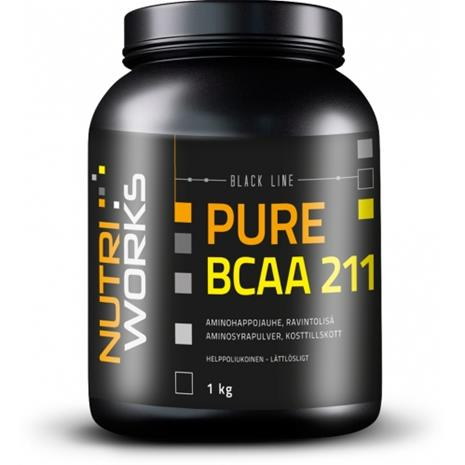 Nutri Works Black Line Pure BCAA 211 1 kg