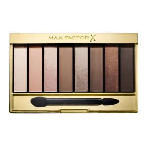 Max Factor Masterpiece Nude Palette Eye Shadow Cappuccino Nudes