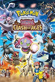 Pokémon the Movie: Hoopa and the Clash of Ages (2015), elokuva
