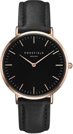 Rosefield Bowery BBBR-B11 Black - Black - Rose Gold
