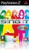 Disney Sing It, PS2-peli