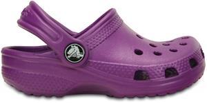 Crocs Classic Lapset sandaalit , violetti