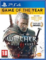 The Witcher 3: Wild Hunt - Game of the Year Edition, PS4-peli