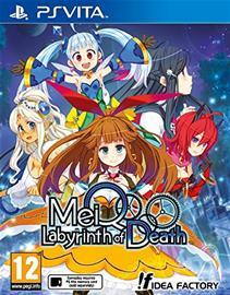 MeiQ Labyrinth of Death, PS Vita -peli