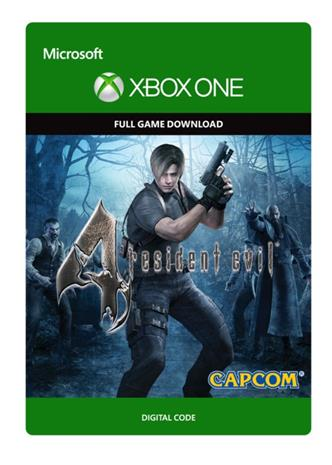 Resident Evil 4, Xbox One -peli