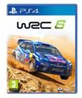 WRC 6 World Rally Championship, PS4-peli