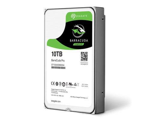 Seagate BarraCuda (10 TB, SATA 6 Gb/s) ST10000DM0004, kovalevy