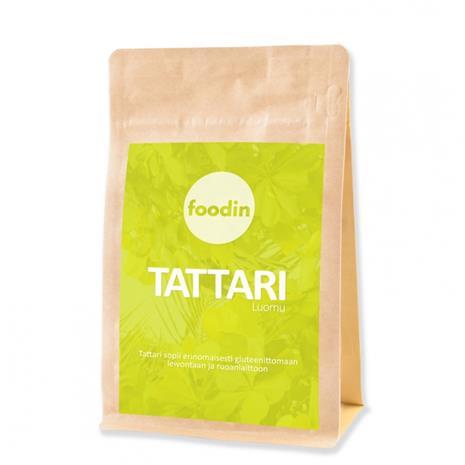 Foodin Tattari, luomu