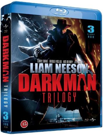 Darkman Trilogy (Blu-Ray), elokuva
