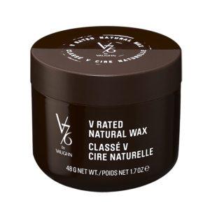 V76 By Vaughn V Rated Natural Wax (48G.)