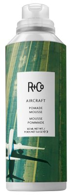 R+Co Aircraft Pomade Mousse (165ml)