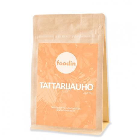 Foodin Tattarijauho, luomu