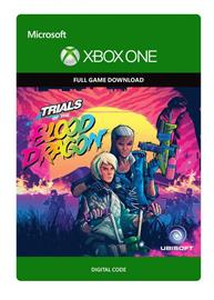 Trials of the Blood Dragon, Xbox One -peli