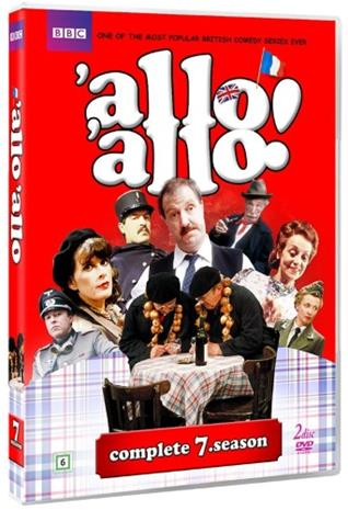 Maanalainen armeija iskee jälleen (Allo, Allo): Kausi 7, TV-sarja