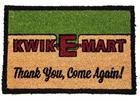 The Simpsons Kwik-E-Mart, ovimatto