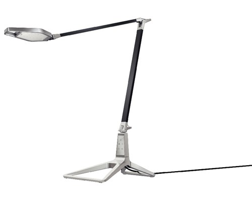 Leitz Desk Lamp Style Led Silk Black