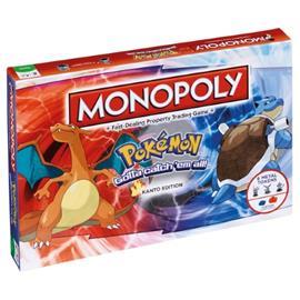 Pokémon Monopoly, lautapeli
