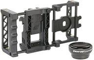 Beastgrip Pro + Wide Angle Lens Bundle, puhelinpidike kuvaamiseen laajakulmalinssillä