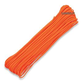 Paracord Tactical Paracord naru 275, Neon Orange 30,5m