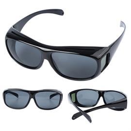 Suncovers, aurinkolasit silmälasien päälle