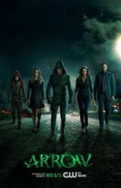 Arrow: Kausi 4, TV-sarja
