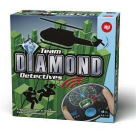 Alga, Diamond Detectives