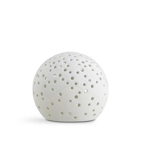 Kähler Nobili, pyöreä tuikkulyhty 12 cm