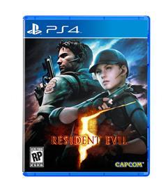Resident Evil 5, PS4-peli