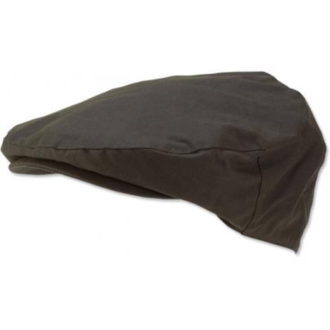 Barbour Sylkoil Wax Flat Cap