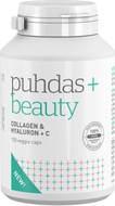 Puhdas+ Collagen & Hyaluron + C, 120 kaps.