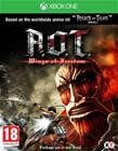 A.O.T.: Wings of Freedom (Attack on Titan), Xbox One -peli