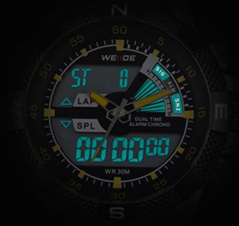 Weide WH1104, miesten kello