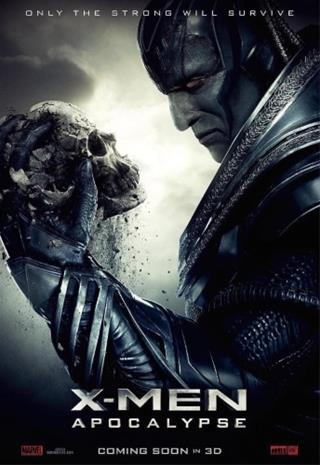 X-Men: Apocalypse (2016), elokuva