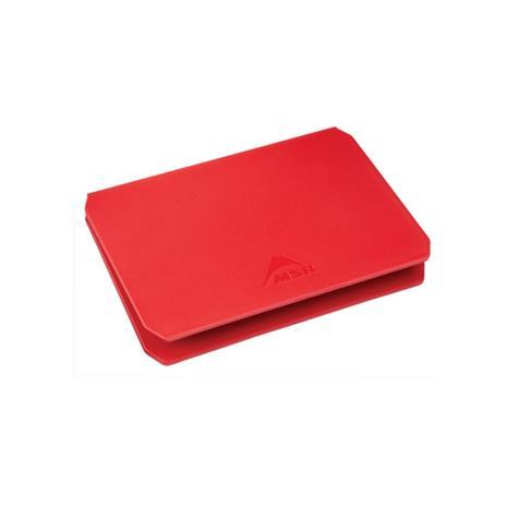 MSR Alpine Deluxe retkikeittiötarvike , punainen