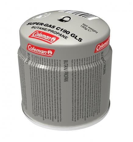 Coleman C190 GLS polttoaine , harmaa