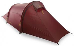 Nordisk Halland 2 Light Weight SI teltta , punainen