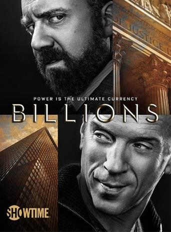 Billions: Kausi 1, TV-sarja