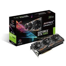 ASUS GeForce GTX 1080 Gaming 8 GB, PCI-E, näytönohjain