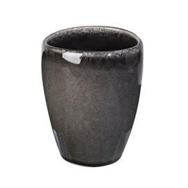 Broste Copenhagen Nordic Coal muki 10 cm